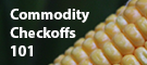 Commodity Checkoffs 101