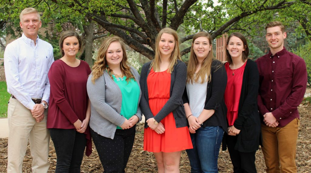 Seven UNL students to represent Nebraska Corn through annual internship programs